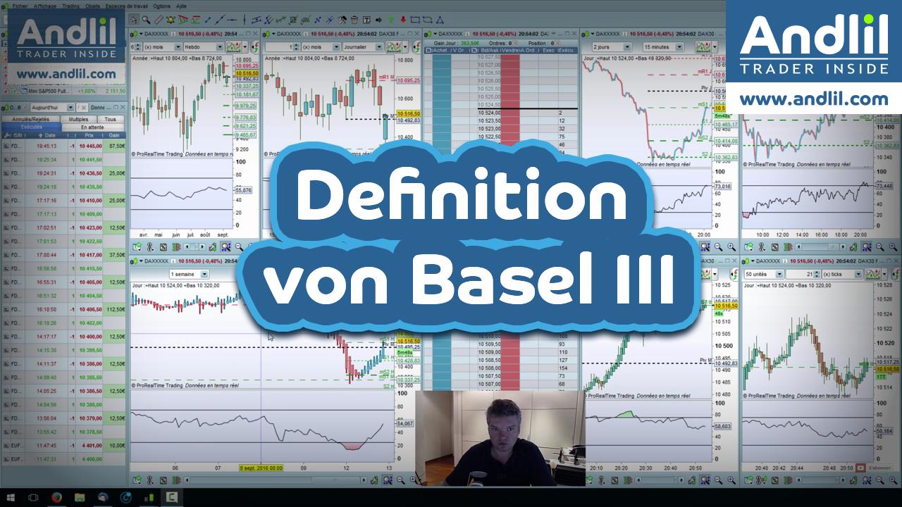 Definition von Basel III