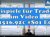 Beispiele für Trades im Video 1 160x120