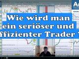Wie wird man ein seriöser und effizienter Trader 160x120