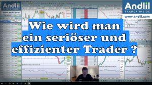 Wie wird man ein seriöser und effizienter Trader 300x169