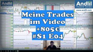 Meine Trades im Video 300x169