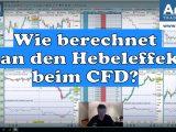 Wie berechnet man den Hebeleffekt beim CFD 160x120