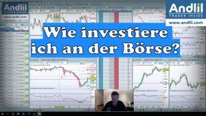 Wie investiere ich an der Börse 300x169