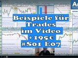 Beispiele für Trades im Video 160x120